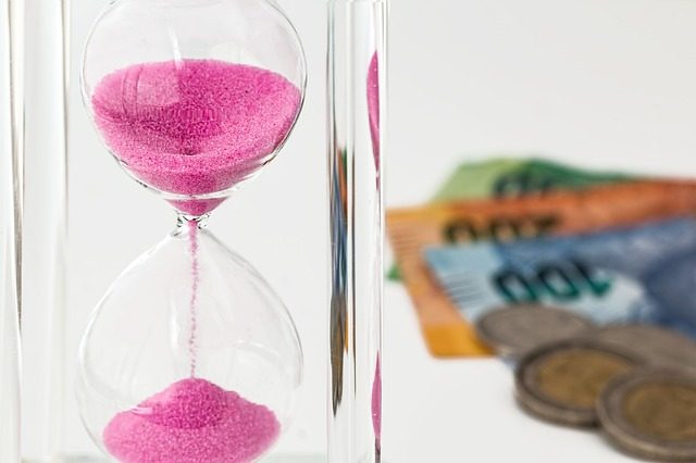 時間と投資